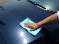 強固な被膜をつくる硬化ガラスコーティングなのにもかかわらず、簡単に再施工が可能なW-SHIELD