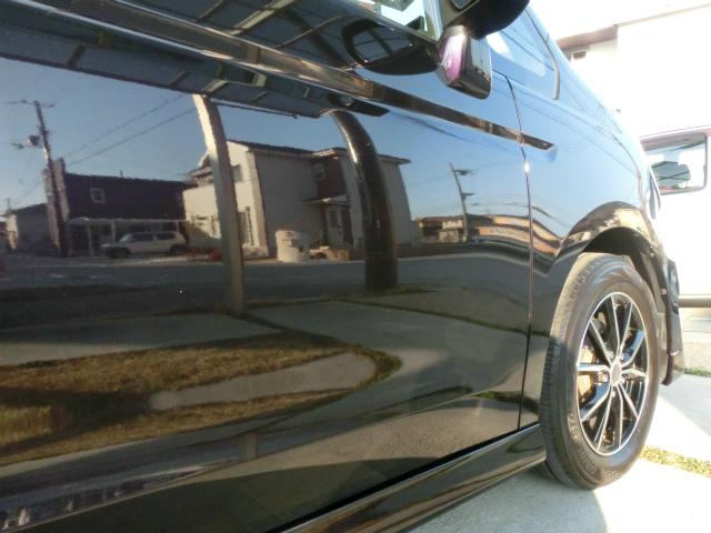 ステップワゴンにカーコーティングの下地処理に最適なスーパークリンシャンプーを施工した評判・人気・評価・おすすめ・レビュー・口コミ